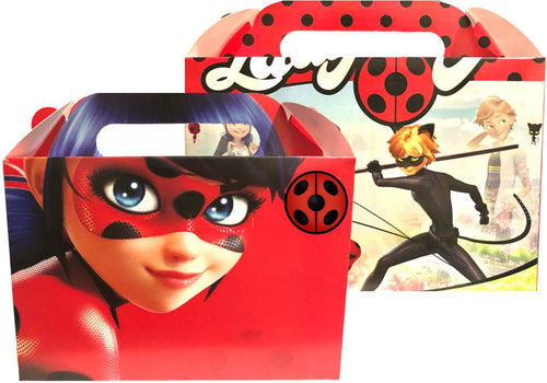 Miraculous Treat Candy Boxes