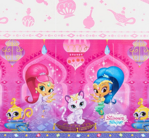 shimmer and shine tablecover table cover tablecloth