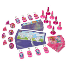 Load image into Gallery viewer, Skye Paw Patrow 48pc Party Favors, Skye Birthday Party Supplies