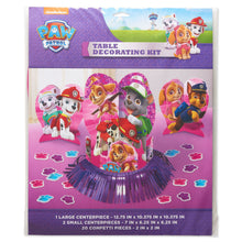 Load image into Gallery viewer, Skye Paw Patrol 23 Piece Table Decorating Kit