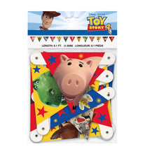 Load image into Gallery viewer, Toy story birthday party supplies, toy story banner, toy story decorations