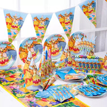 Load image into Gallery viewer, Winnie The Pooh Birthday Party Supplies