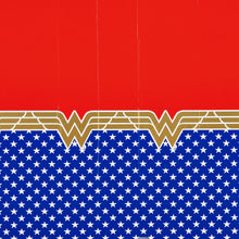Load image into Gallery viewer, Wonder Woman Plastic Tablecover