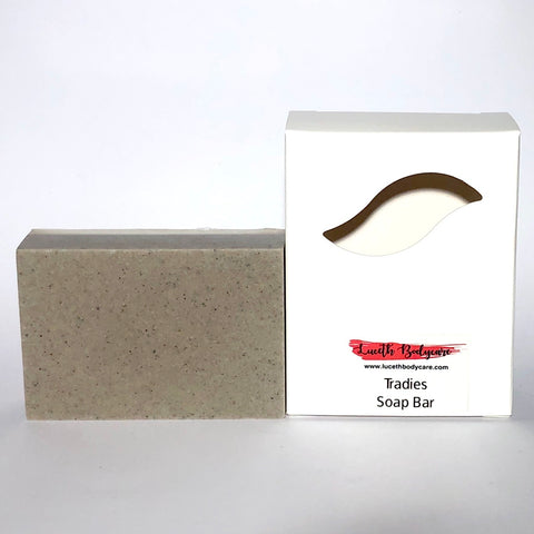 Tradies Soap Bar