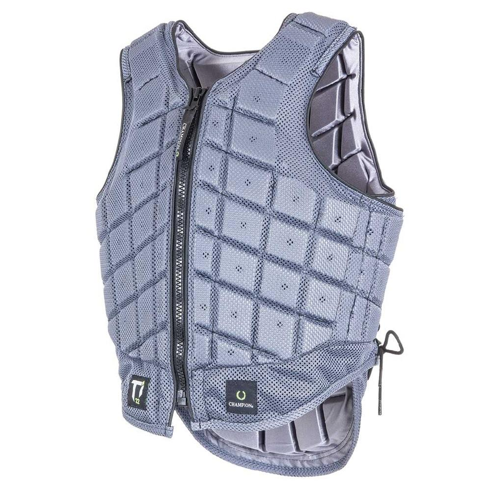 Champion Ti22 Adults Safety Vest | Grey