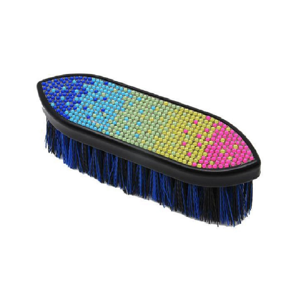 Academy Rainbow Crystal Dandy Brush