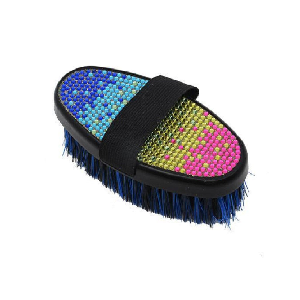 Academy Rainbow Crystal Body Brush