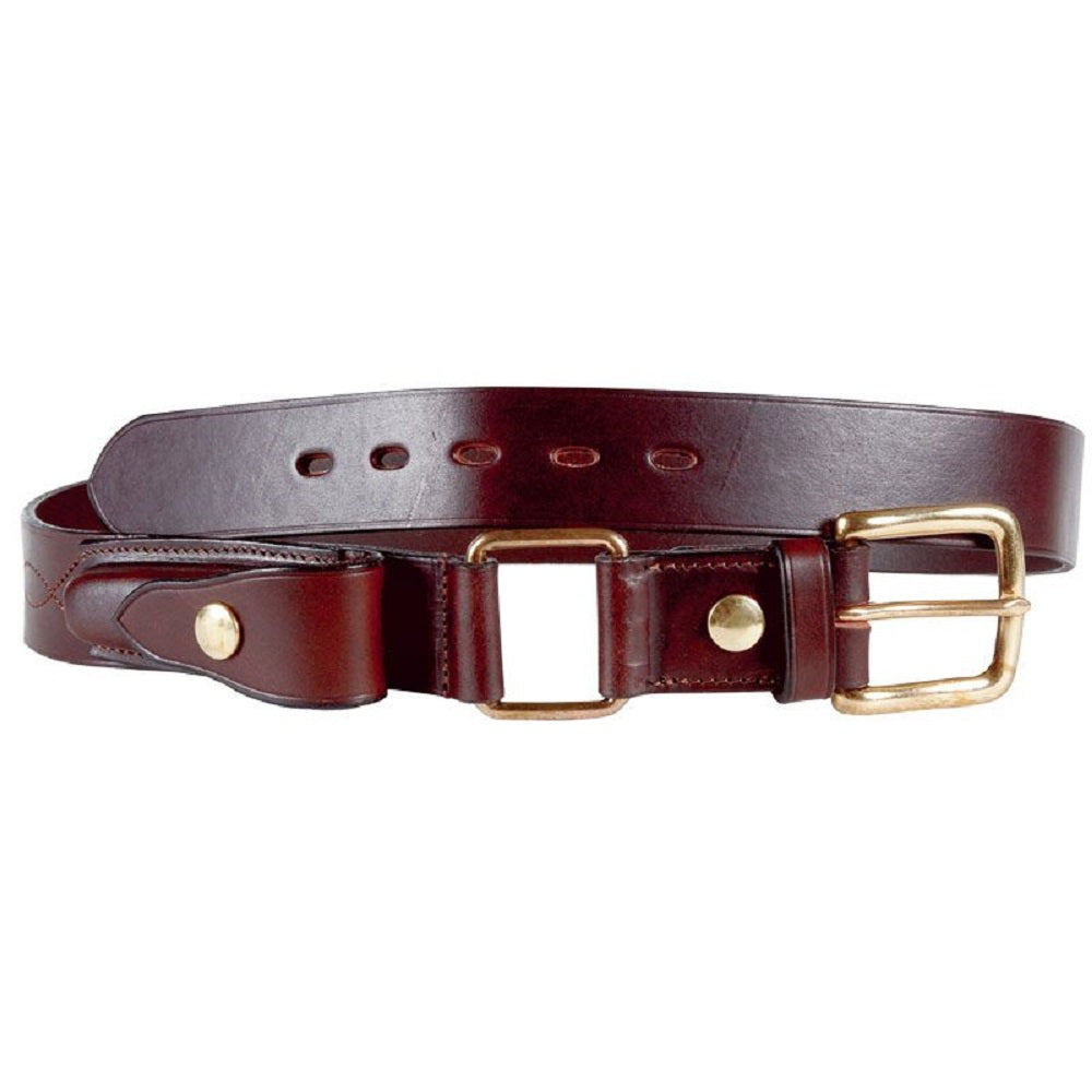 Australian Made Stockmans Belt | With Pouch