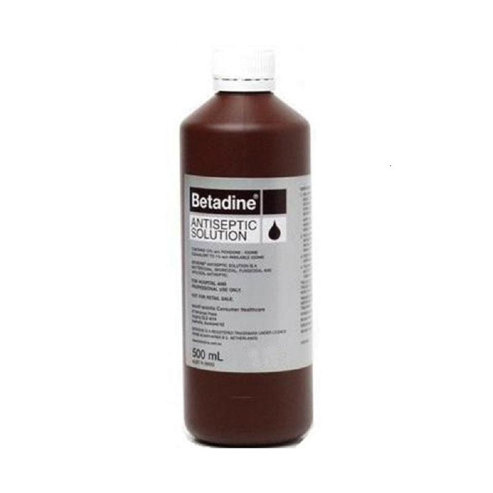 Betadine Solution | 500ml