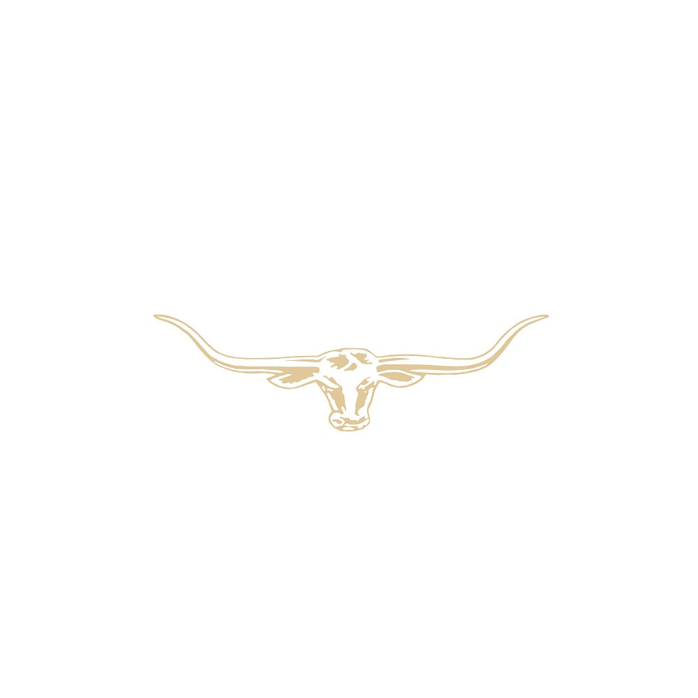 R.M. Williams Longhorn 70cm Decal