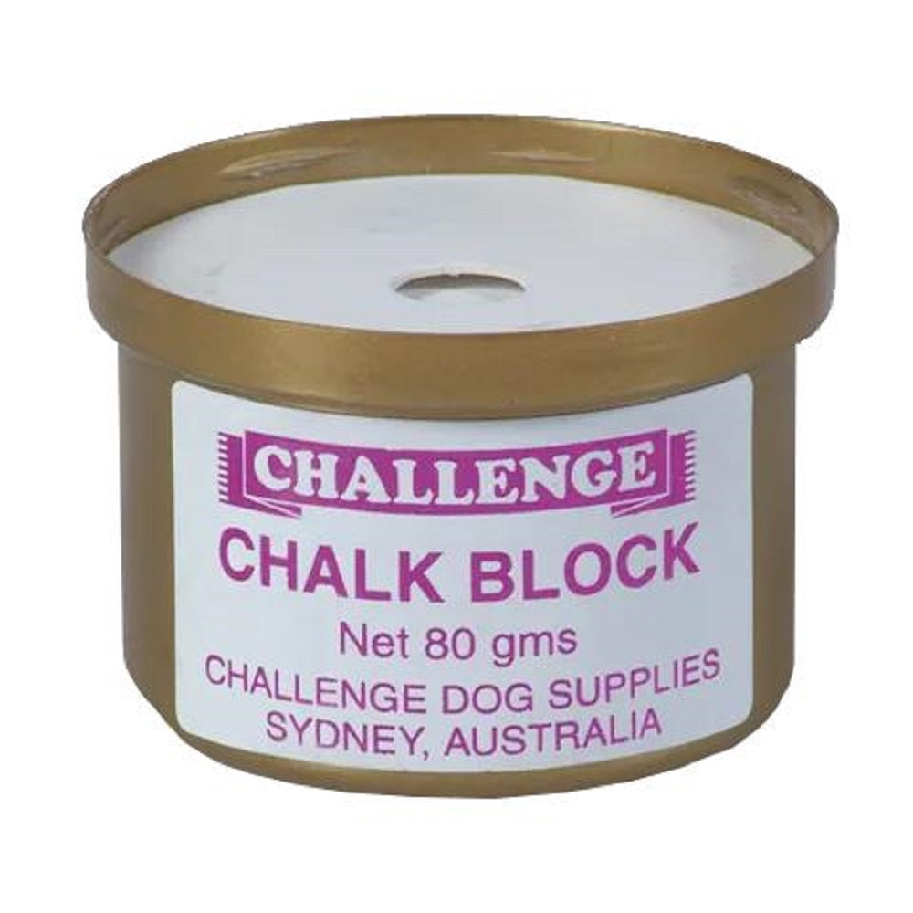 Challenge Chalk Block White | 80g