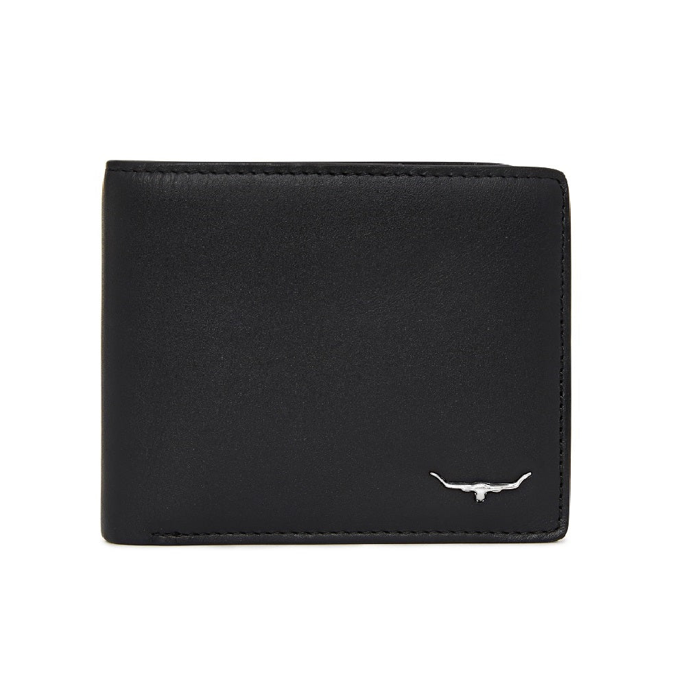 R.M. Williams City Slim Bi-Fold | Black
