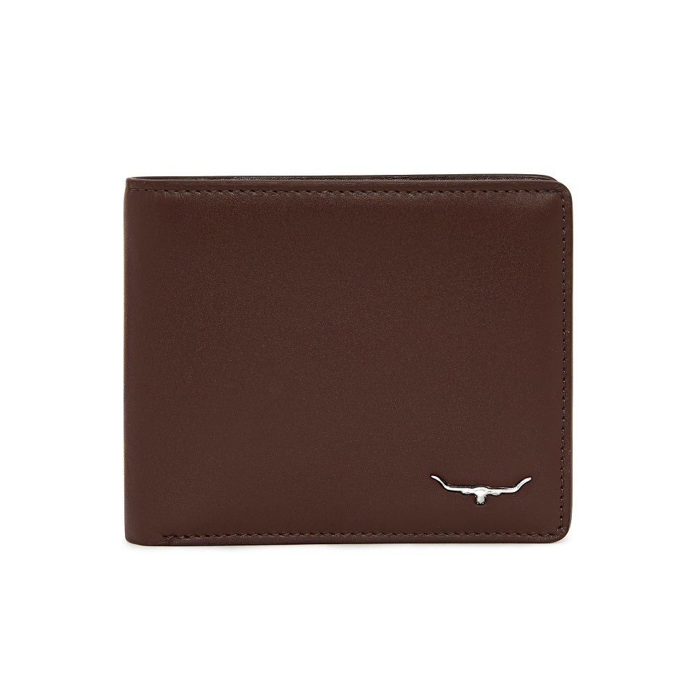 R.M. Williams City Slim Bi-Fold | Whiskey