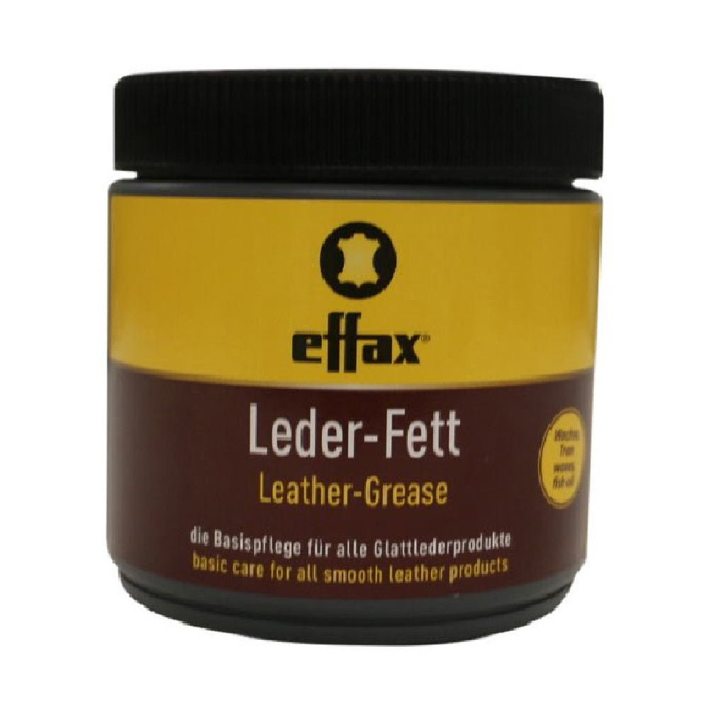 Effax Leather Grease | Black | 500ml