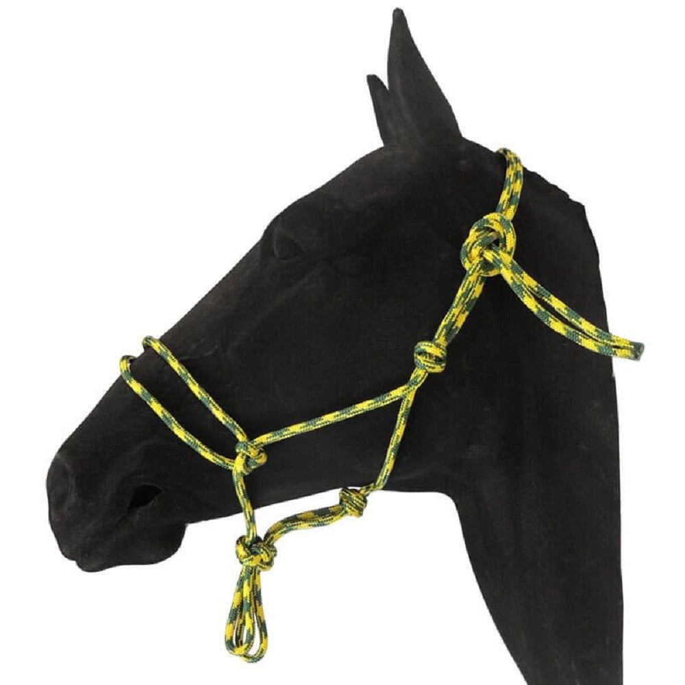 TS Pro Series Rope Halter | Assorted Colours