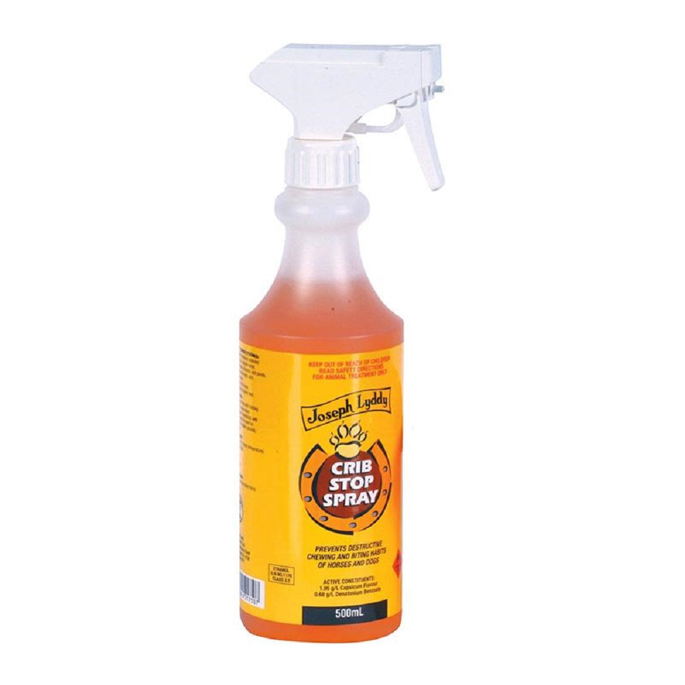 Joseph Lyddy Crib Stop Spray | 500ml