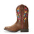 Ariat Childrens Quickdraw VentTEK | Distressed Brown