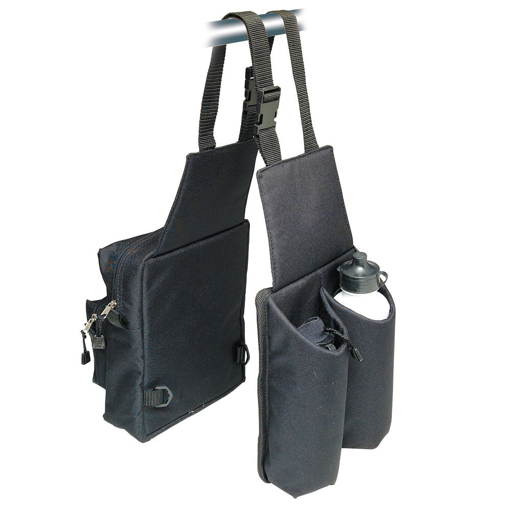 Combination Saddle and Water Bottle Bags