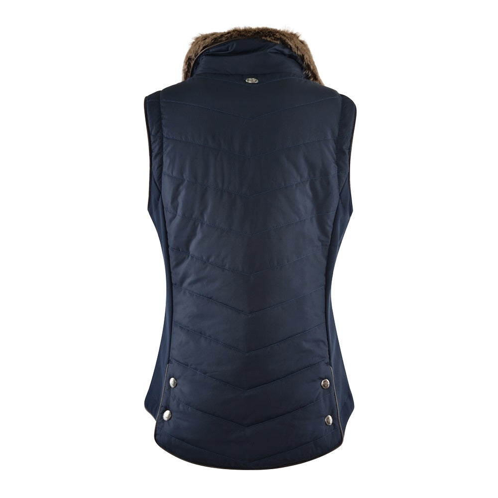Thomas Cook Womens Tammy Vest | Deep Blue