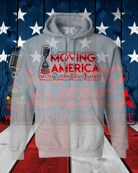 Moving America Podcast Hoodie