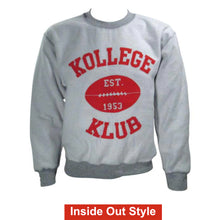 Load image into Gallery viewer, KOLLEGE KLUB EST.1953 Klassic Crew - Sport Grey