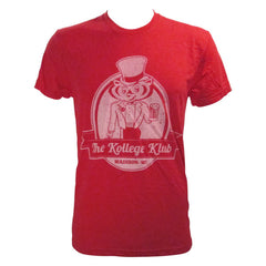 THE Kollege Klub Vintage T-shirt - Red