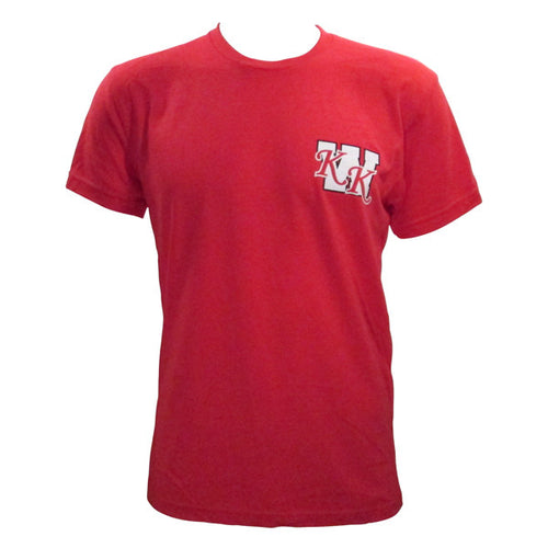 KK Education T-shirt - Red