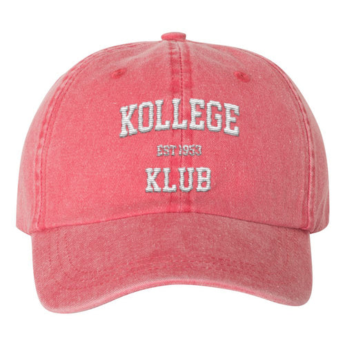 KK Dad Hat - Red