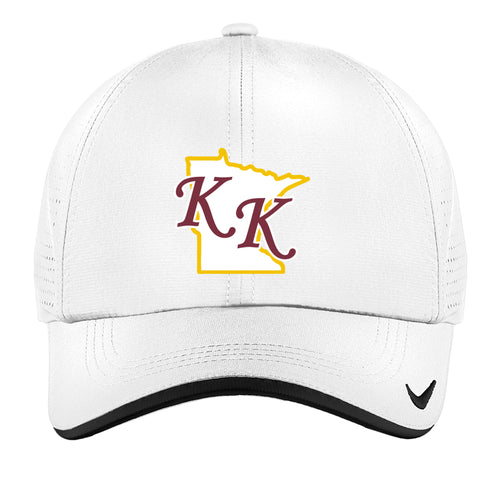 Minnesota Nike Hat - White