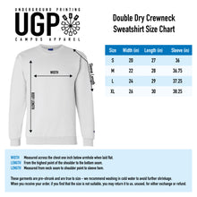 Load image into Gallery viewer, Klassik KK Dinkytown Crewneck - Silver Grey