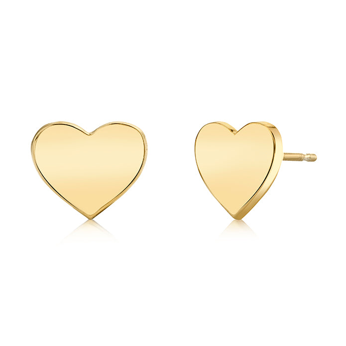 TRUE LOVE: HEART STUDS