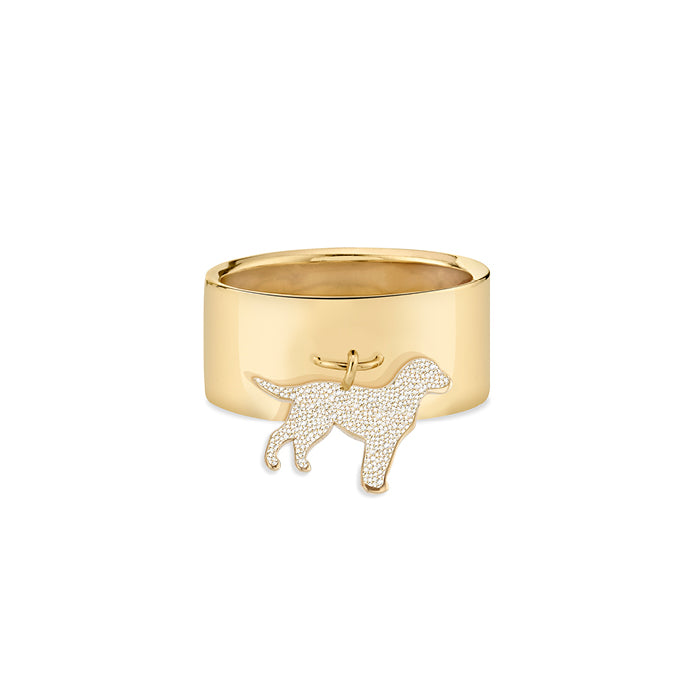 FONZIE: LAB CHARM RING, PATE