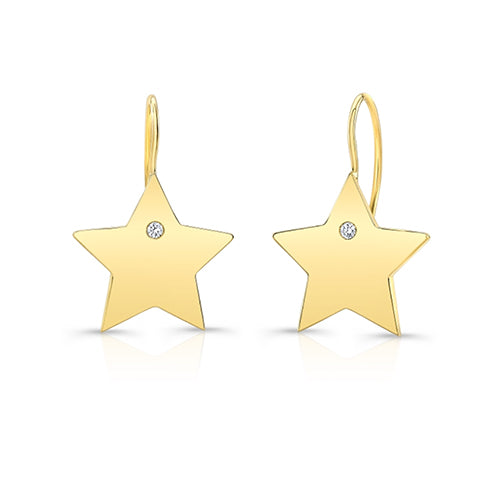 STARGAZER: STAR EARRINGS