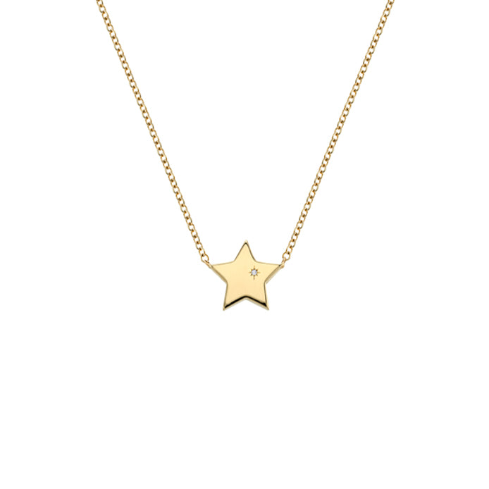 STARGAZER: STAR NECKLACE