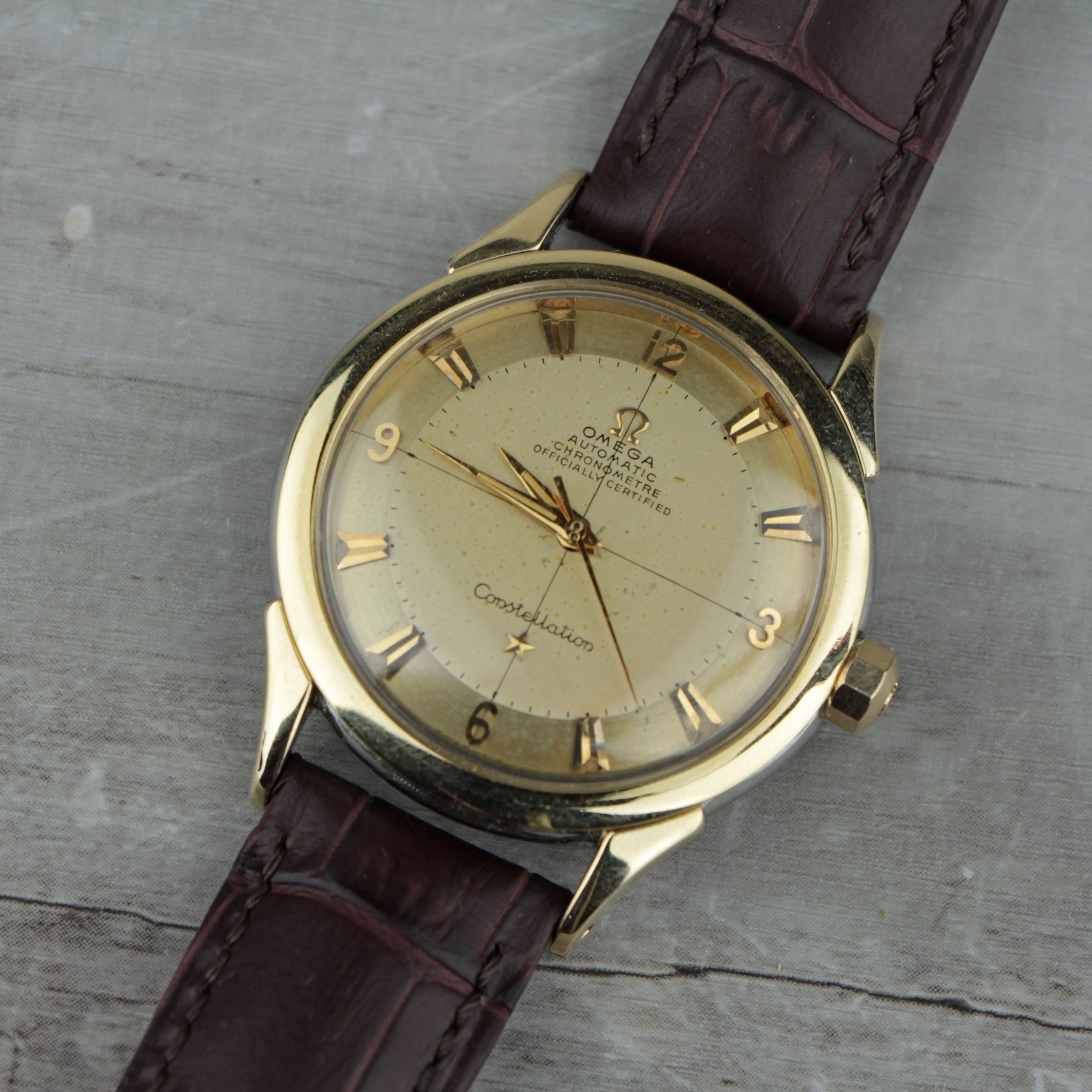 Omega 1952 Constellation Ref.2652