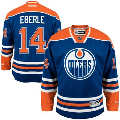 Oilers Jersey