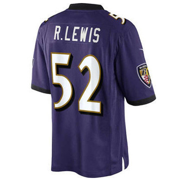 Ray Lewis Baltimore Jersey