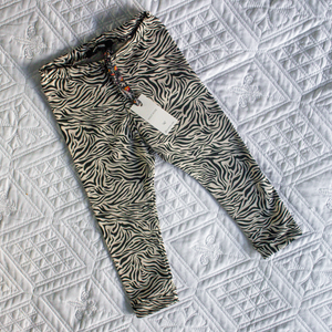 Wild Rose - Zebra/Tiger Legging