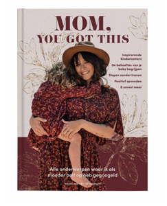 Mom, You Got This Boek | De Huismuts