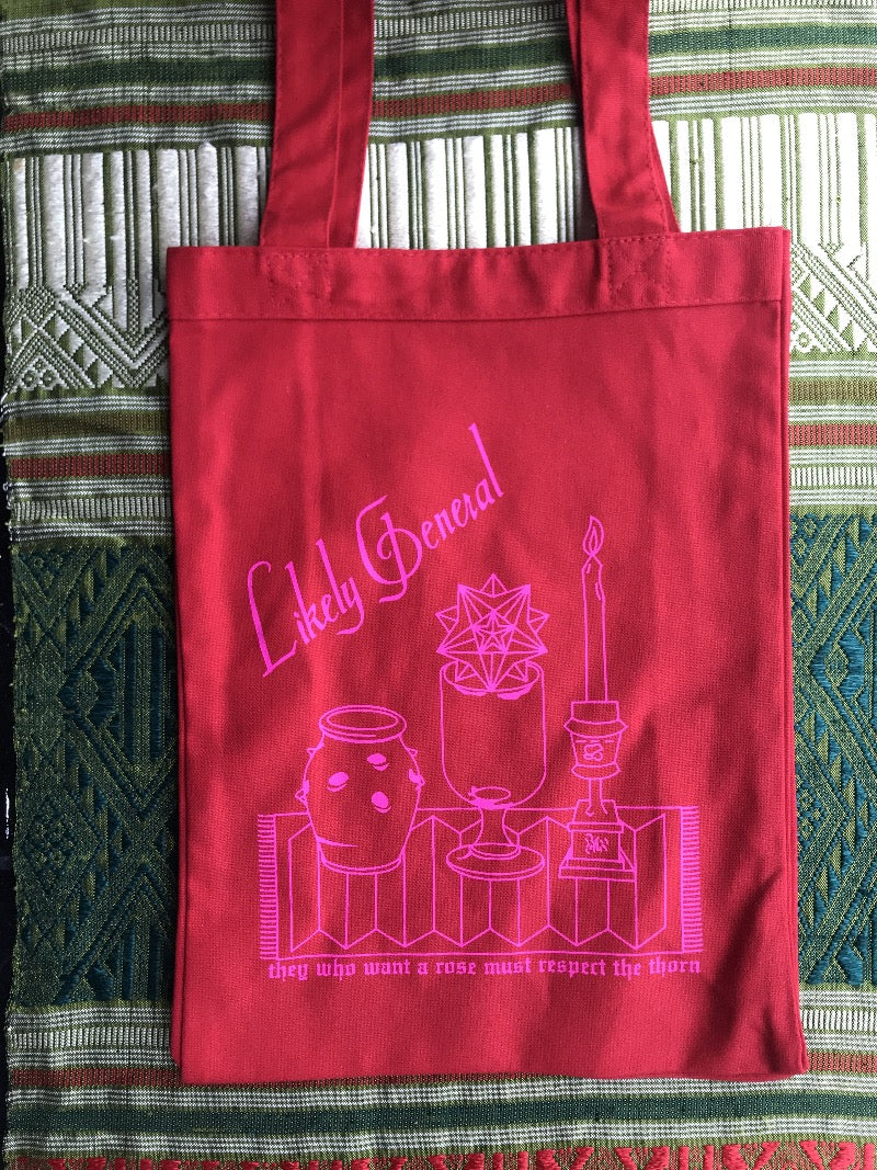 Likely General tote bag