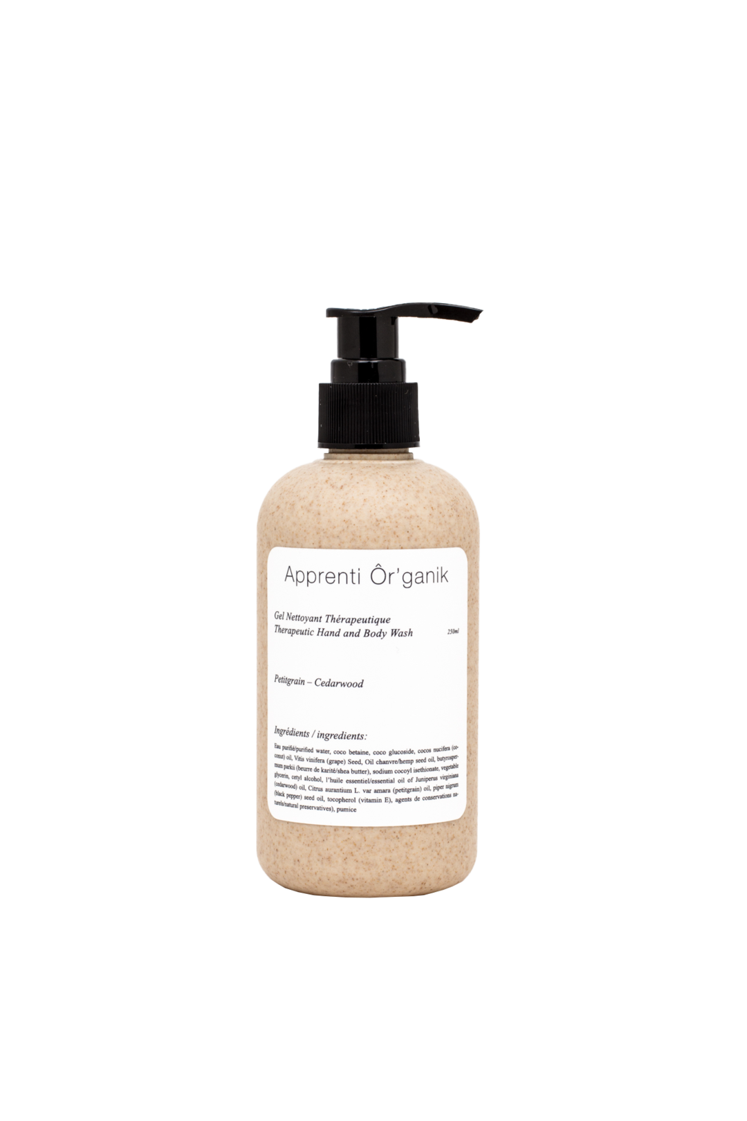 Cedarwood Hand and Body Wash