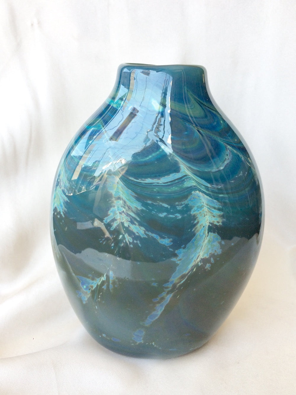 Sirius Glassworks Vase
