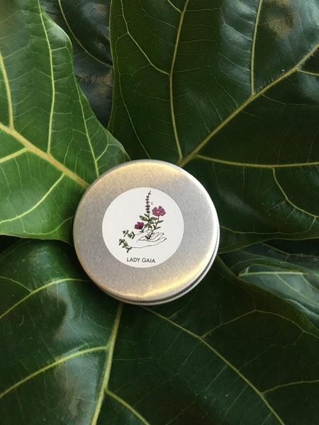 Lady Gaia Beeswax Salve