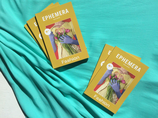 Ephemera Magazine Issue No. 5: Fashion