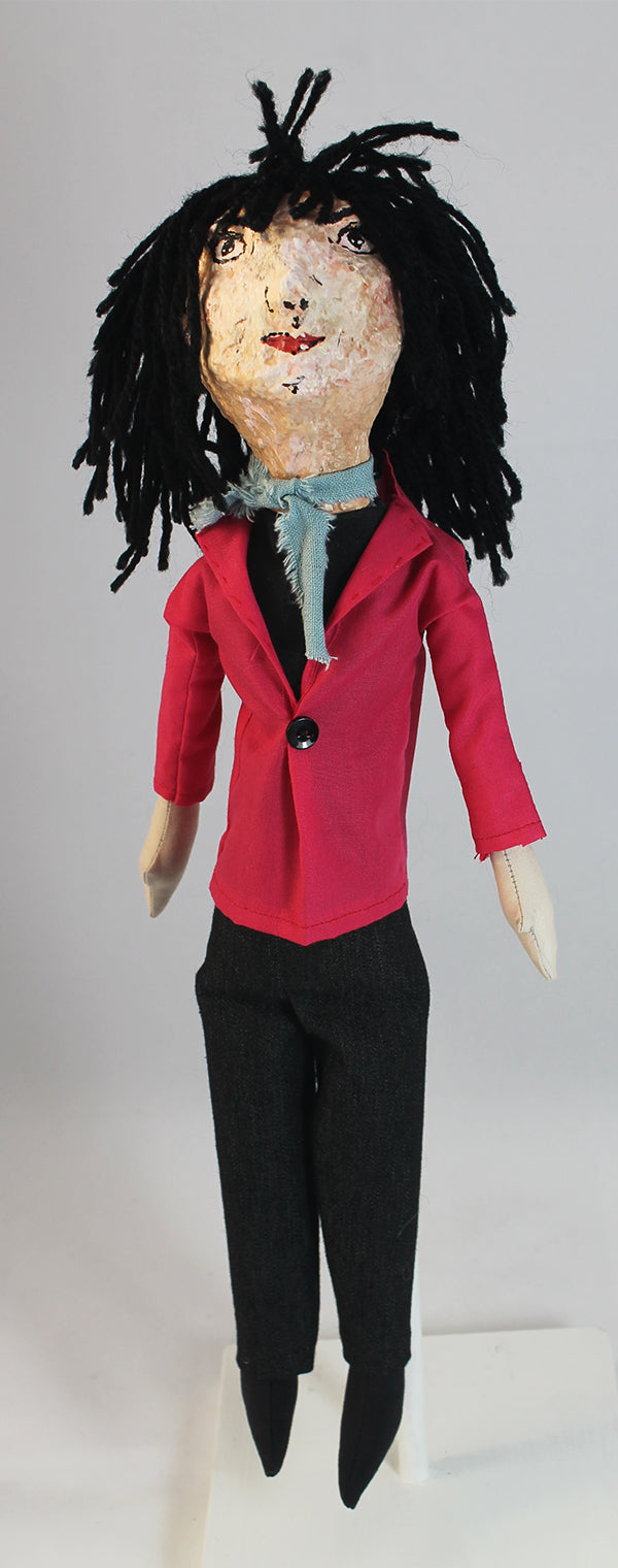 JOAN JETT DOLL