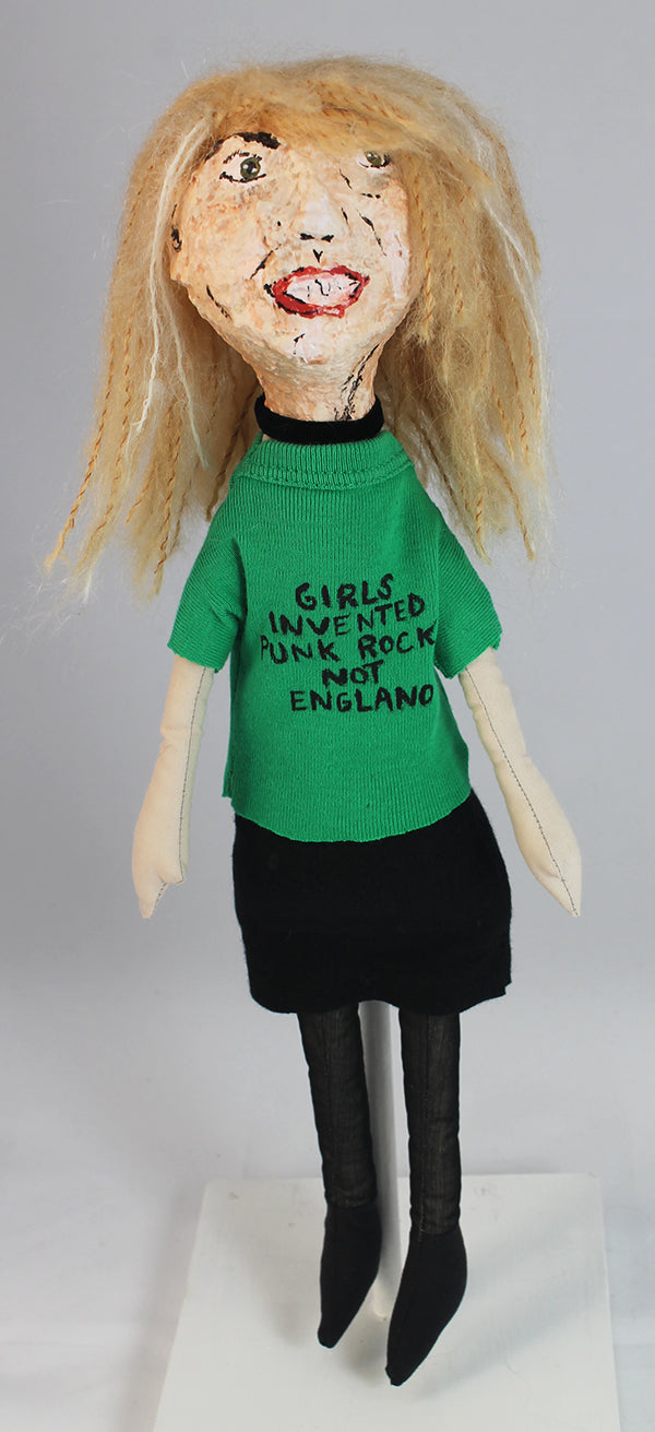 KIM GORDON DOLL