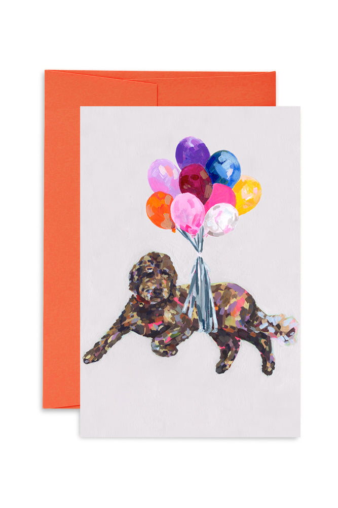 Party Animals greeting cards