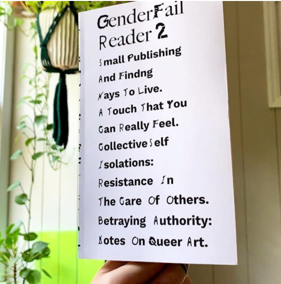 GENDER FAIL READER