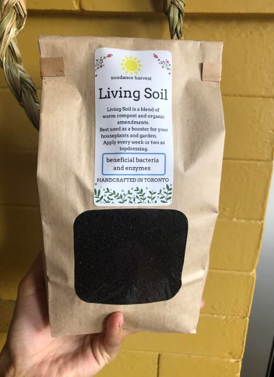 Living Soil by Sundance Harvest