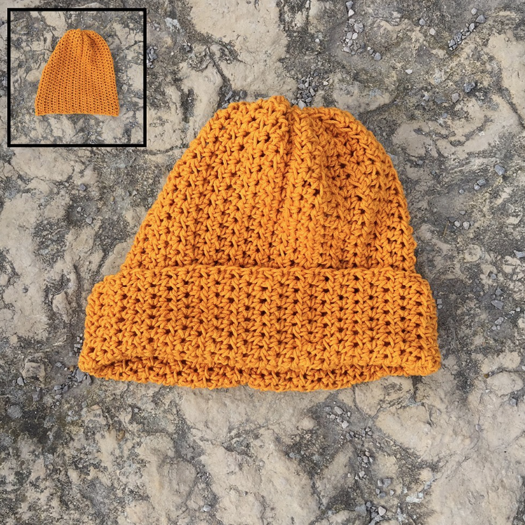 Hand Crocheted Toques